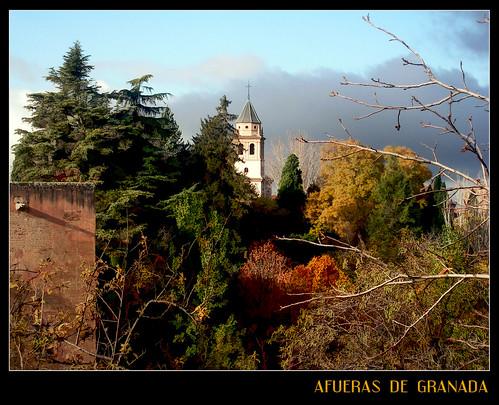 Afueras de Granada