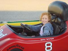 Maddie Go-Karting