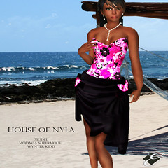 House of Nyla-July (WynterKidd) Tags: model element houseofnyla wynterkidd modavia