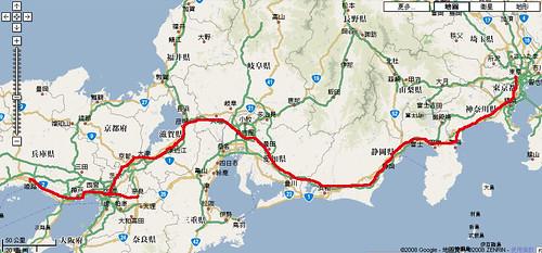 200807大阪移動範圍