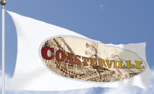 Coasterville Flag