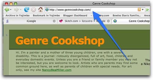 genre cookshop, top-1