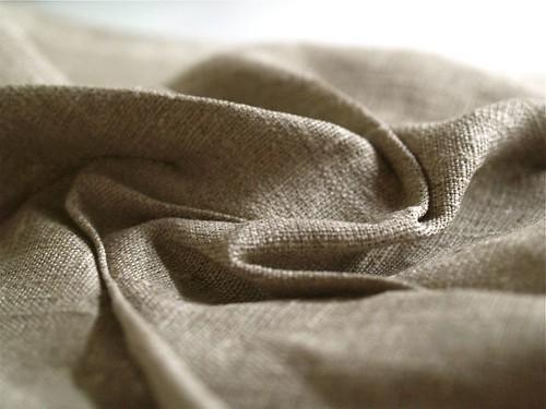 linen texture - pucker