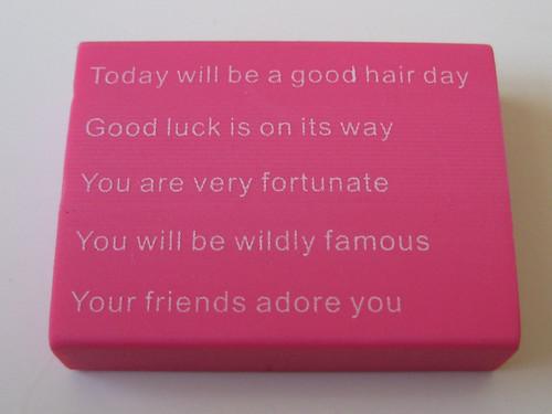Eraser from Peaknit