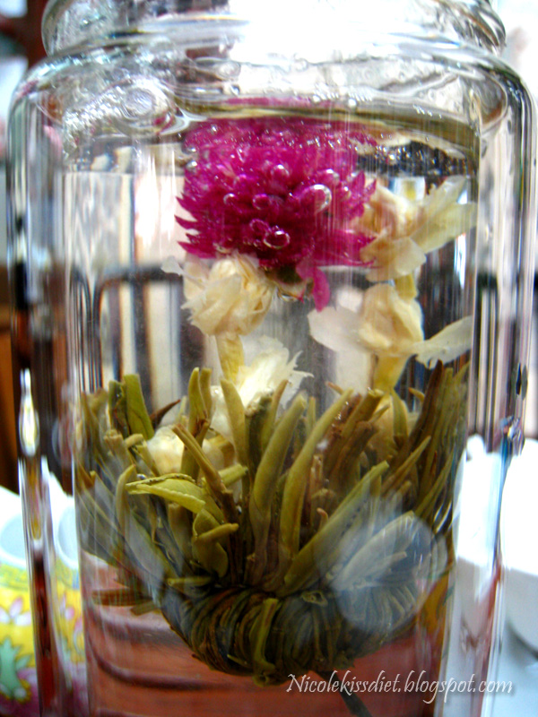 flower tea full bloom 2