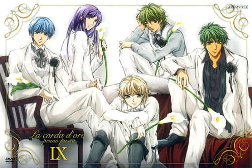 cute anime guys. totally cute anime guys