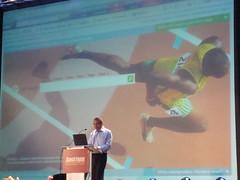 Keynote with Satya Nadella