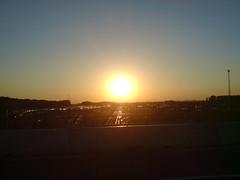 Sunset Kijfhoek Zwijndrecht (Meester Tom) Tags: sunset zwijndrecht kijfhoek