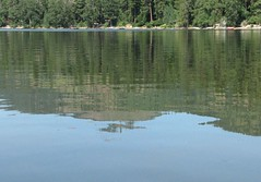 reflection (TooFarNorth) Tags: reflection idaho twinlakes
