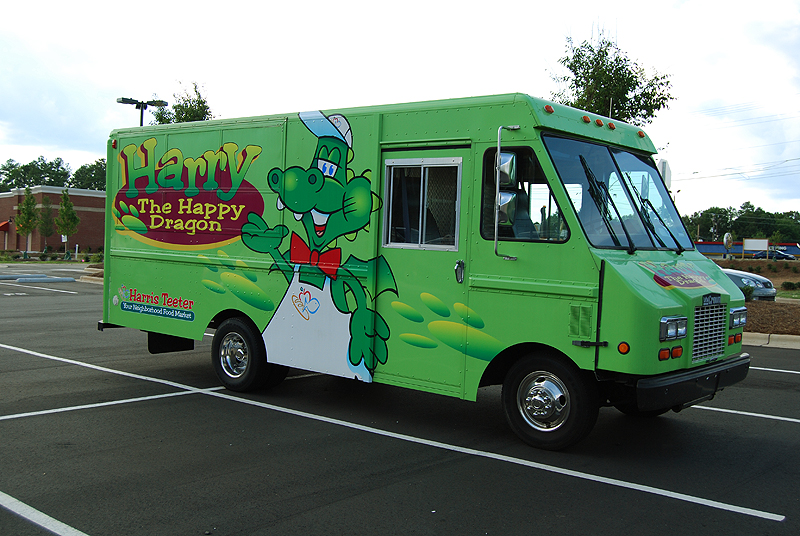 Harry the Dragon Mobile