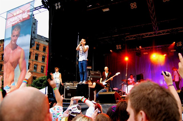 Alphabeat at Manchester Pride 2008 by S*T*U