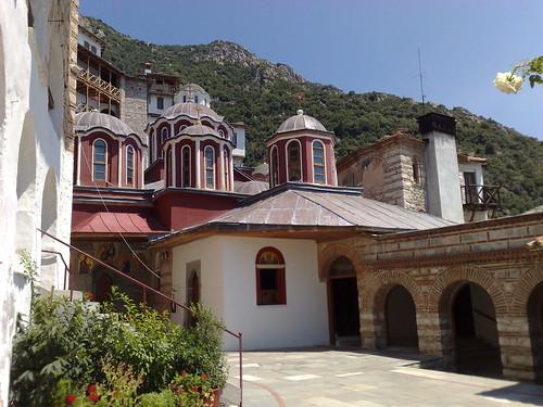Grigoriou - Katholikon