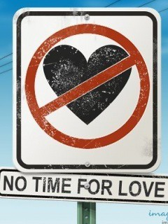 no time for love by .shann.