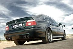 BMW M5 (Zomboracz Ivan) Tags: cloud car porn bmw m5 cloudporn sportcar e39 d80 automotivejournalism