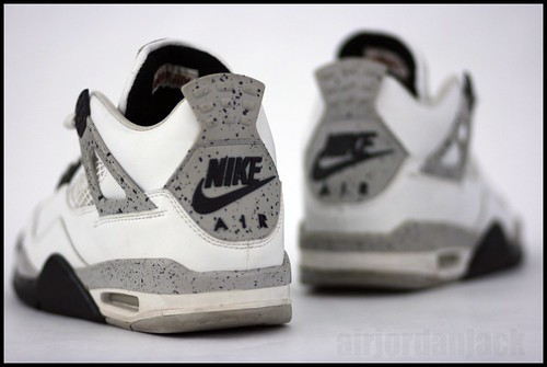 AJJ white cement Nike Air