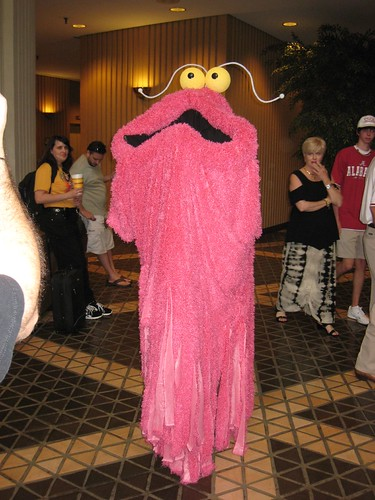 Yip Yip from Sesame Street