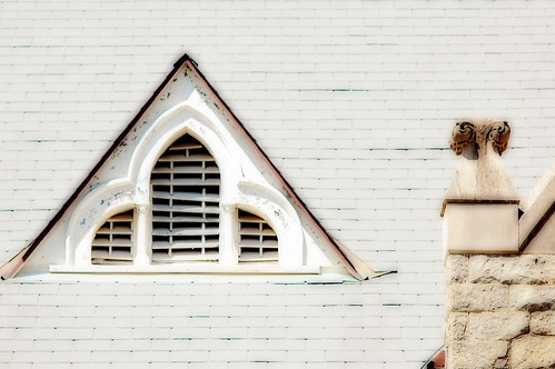 church shutters