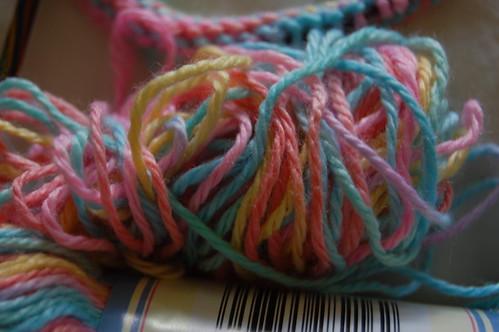 Bernat Candy Baby Yarn