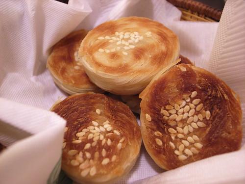 天香回味:金絲戀餅