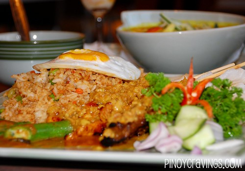 Nasi Goreng at Penang Hill Malaysian Restaurant