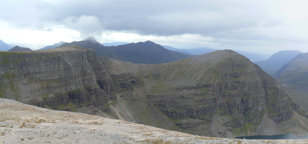 Head of Triple Buttress