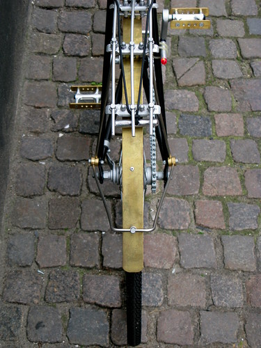 Sögreni Bicycle Brass