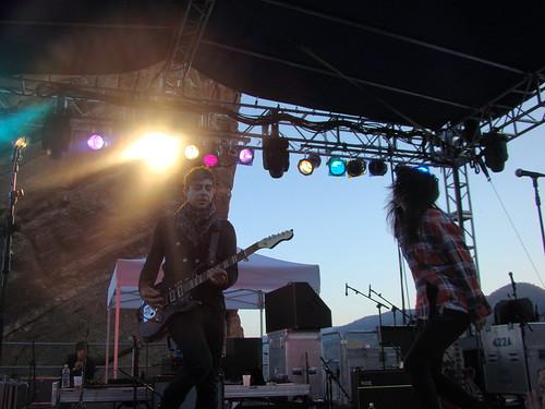 The Kills Monolith 2008