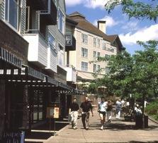 Portland's RiverPlace neighborhood (photo courtesy of Reid Ewing)