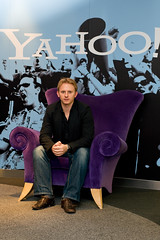 James Broad at Yahoo!