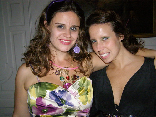 Louisa et moi