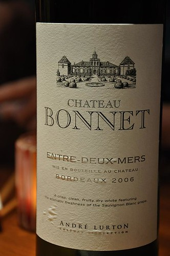 Chateau Bonnet - White