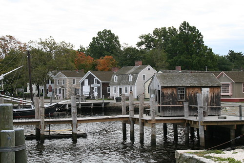 Day 21 - Mystic Seaport by heipei.