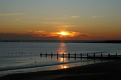 Late Fishing (judibluemed) Tags: winter sunset reflection december sundown westsussex silhouettes seabirds littlehampton groynes sunriseandsunset breakwaters justonelook picturepoems beautifulcapture royalgroup photoexploregroup photosofqualitytosmileabout
