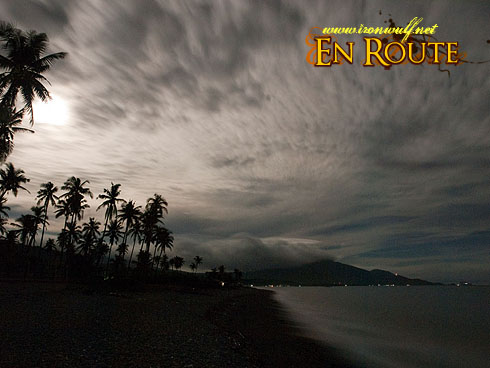 Gasan Night Beach