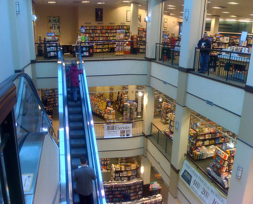 Barnes & Noble - Taken With An iPhone