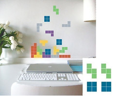 never-ending tetris to your wall