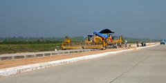First sighting of Concrete paver-Road Construction Equipments by clkr