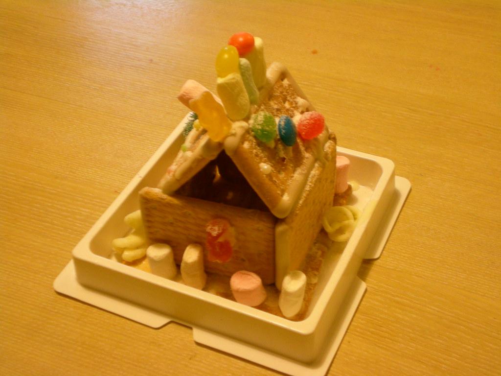 昕:薑餅屋3