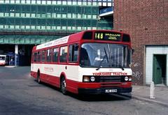 7001-05 (Sou'wester) Tags: bus buses yorkshire publictransport leyland psv doncaster southyorkshire ln sypte leylandnational