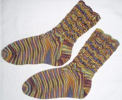 Niagara Socks