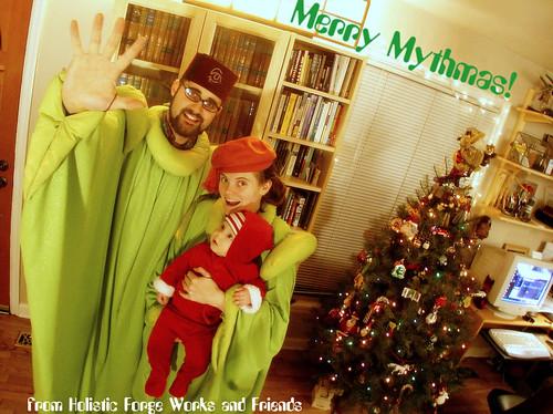 Merry Mythmas!