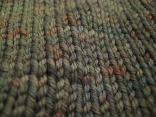 Riley sweater closeup