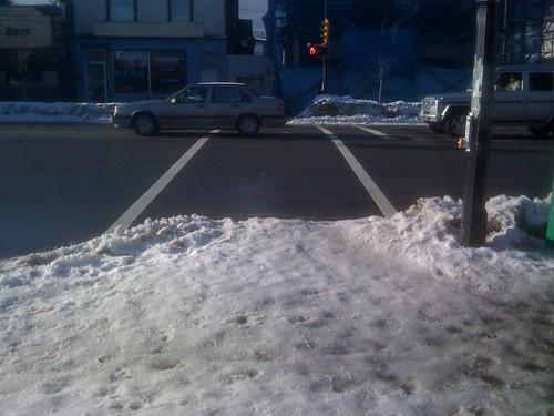 Main Street crosswalk