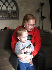 erik and mom