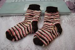 Melody's socks!!