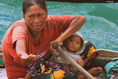 Badjao (docjabagat) Tags: sea philippines indigenouspeople seagypsies badjao seapeople theunforgettablepictures