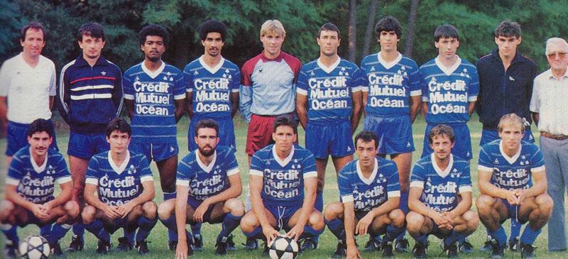 la roche-sur-yon 1986-87