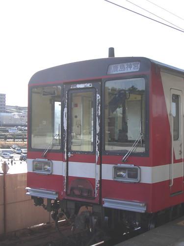 鹿島臨海鉄道6000形/Kashima Rinkai Railway 6000 series