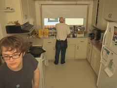 Dad's Pizza - Timelapse (garrett.elias) Tags: food house home cooking kitchen movie timelapse pizza chef culinary