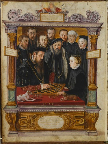 royal chess game in Bavaria